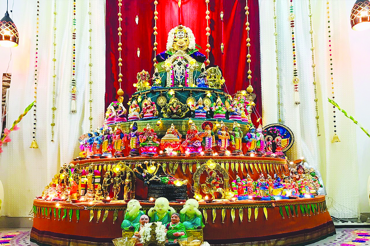 Navrathri - the festival of lights